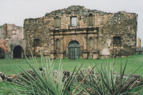 Food Places Near The Alamo