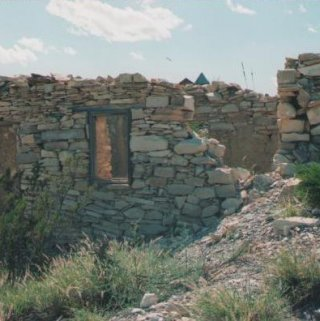 The Historic Terlingua Ghost Town