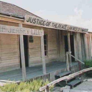 Judge Roy Bean Visitor Center