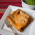 Mexican Pumpkin Lasagna