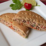 Cilantro Lime Tuna Salad With Peppers
