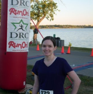 My First 15K Race!