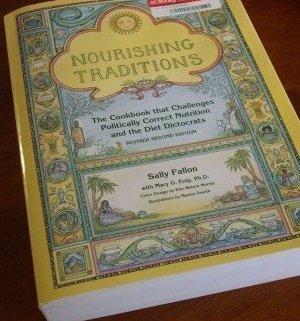 Nourishing Traditions Cookbook