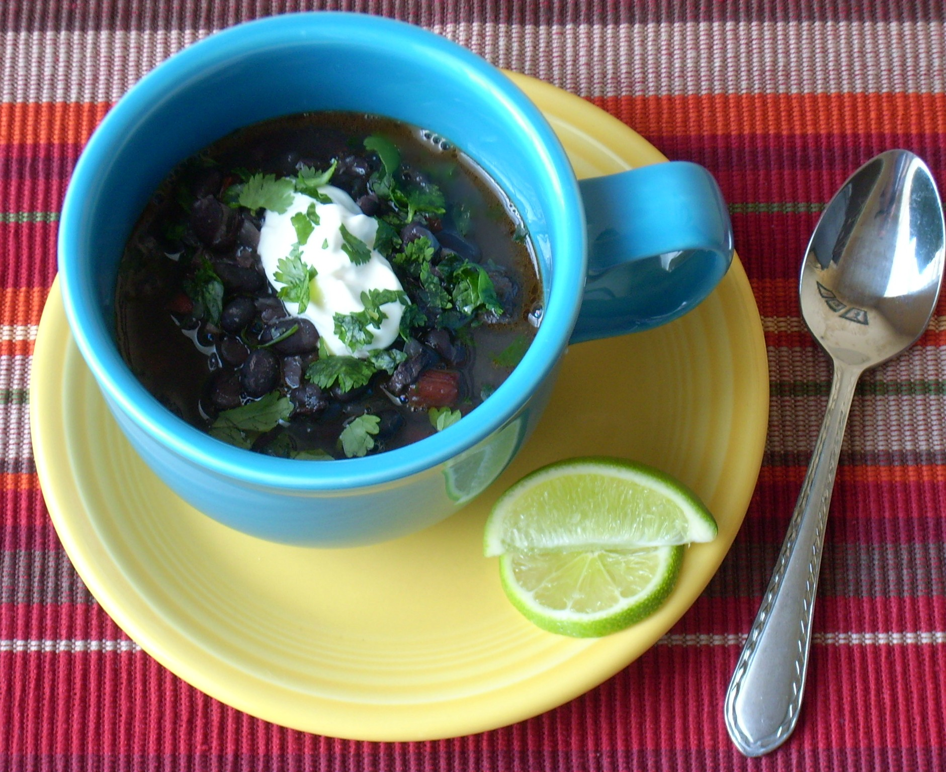 Black Bean Soup America S Test Kitchen