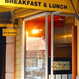 A Taste of San Francisco – Taylor Street Coffee Shop