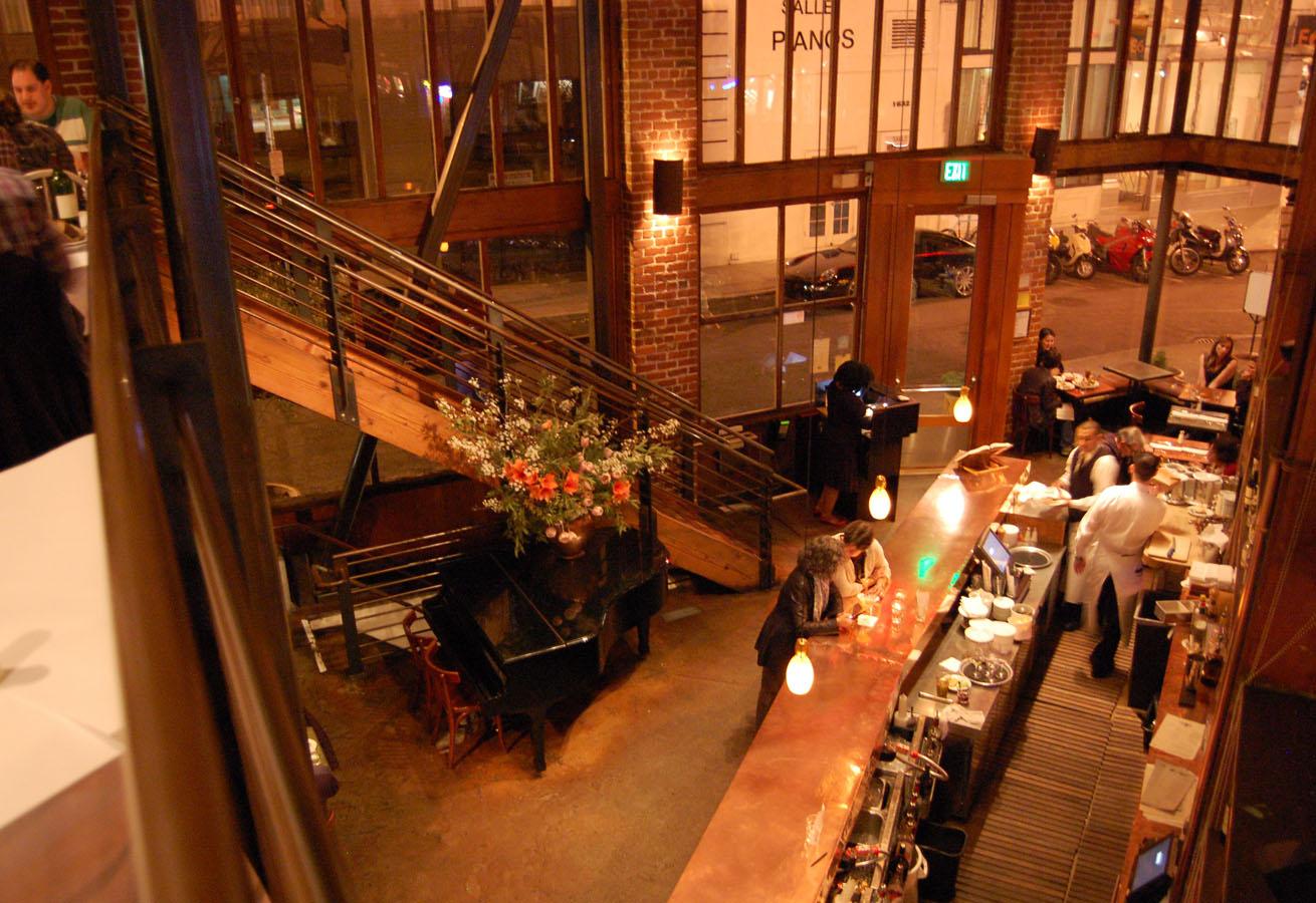 A Taste Of San Francisco Zuni Cafe The Texas Peach