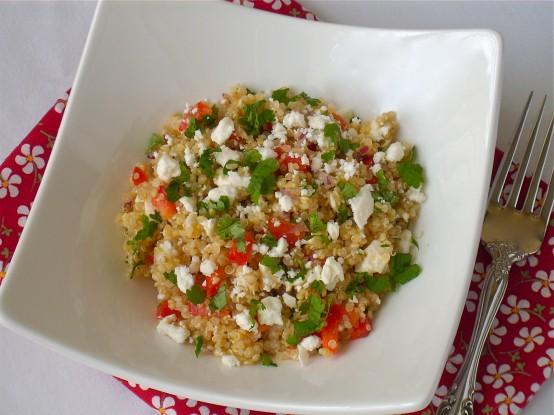 America S Test Kitchen Quinoa Salad