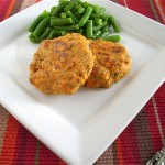 Daily Dish and Salmon Sweet Potato Cakes Recipe