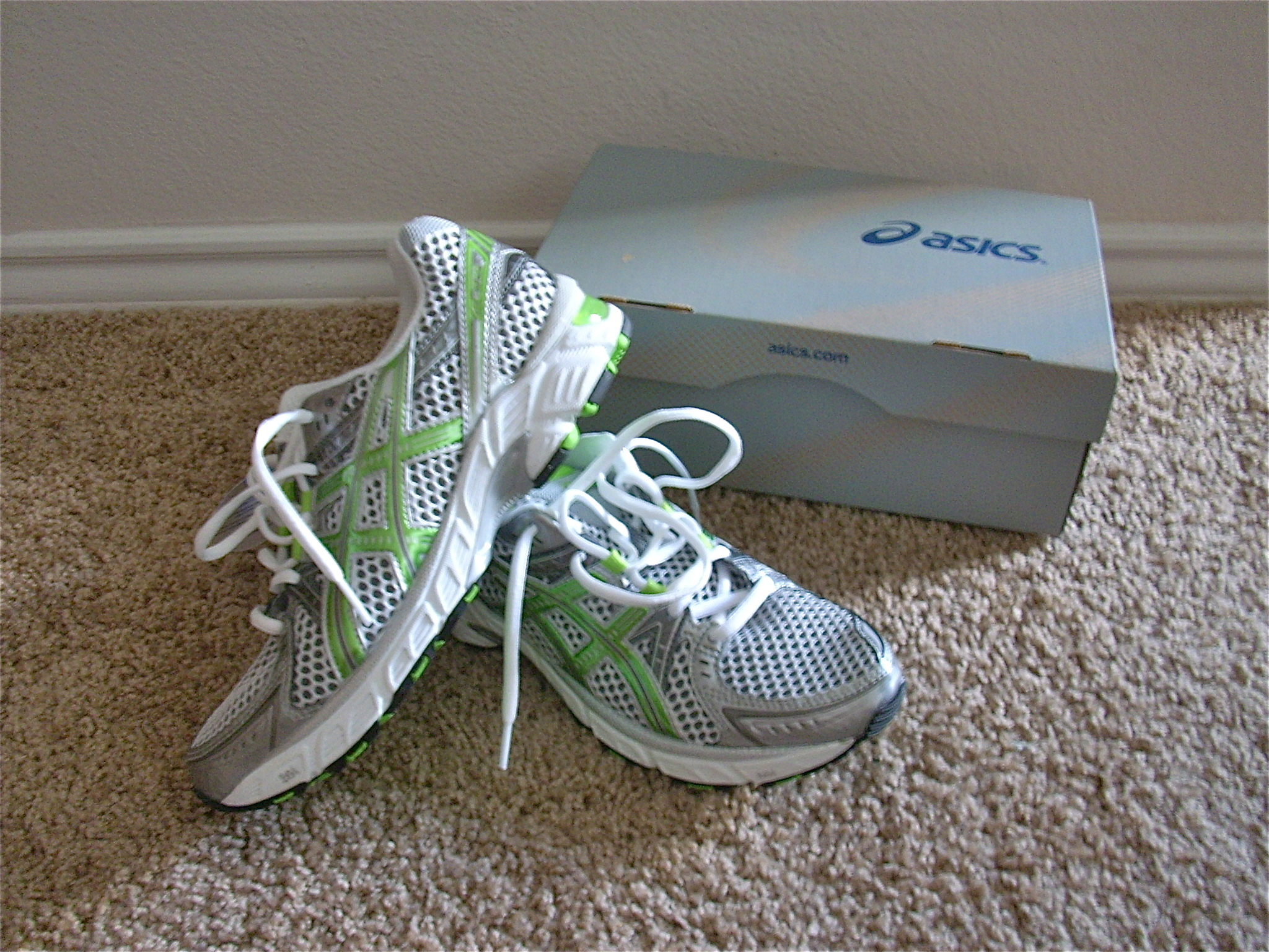 Asics Gel-1170 Shoe Review - Healthier Dishes