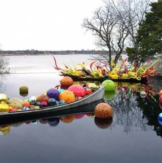 The Chihuly Exhibit