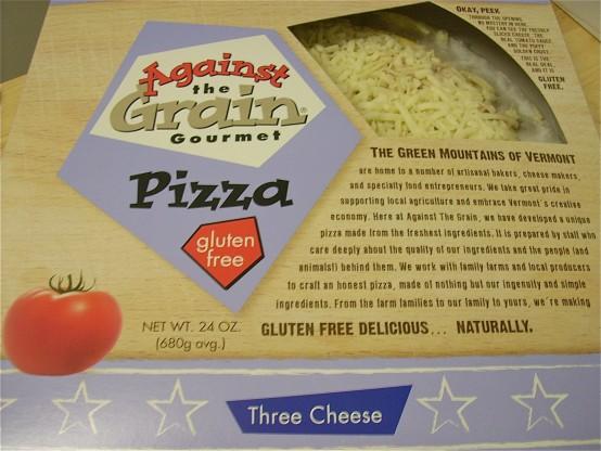 against the grain gourmet pizza
