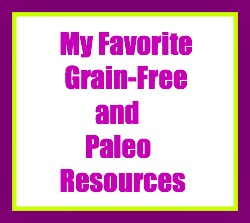 favorite grain-free resources