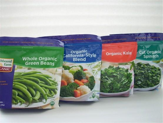 earthbound farms organic frozen veggies