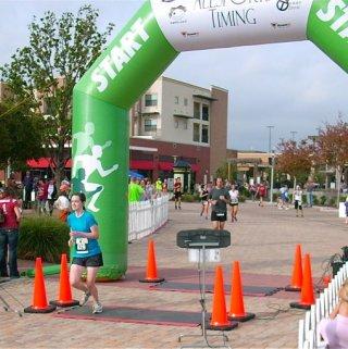showdown half marathon