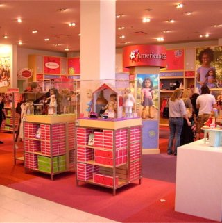 American Girl Boutique and Bistro