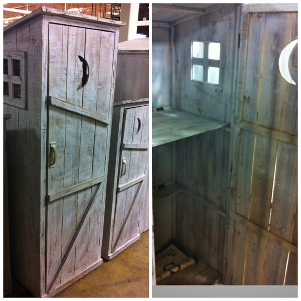 Outhouse Cabinet