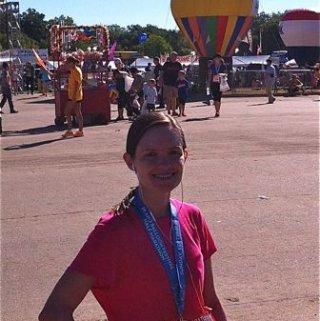 Plano Balloon Festival Half-Marathon