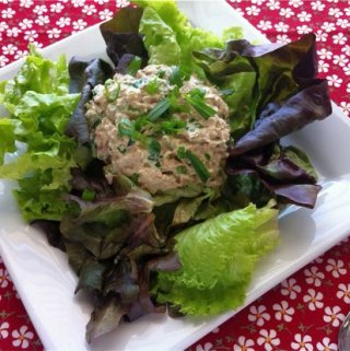 Texas Tarragon Tuna Salad