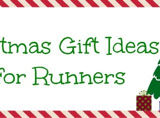 Christmas Gift Ideas for Runners 2013