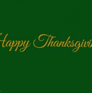 Happy Thanksgiving 2013!