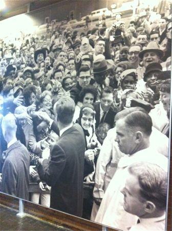 JFK at Dallas Love Field