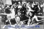 JFK Dallas Motorcade