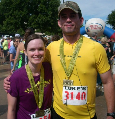 Wounded Wounded Warrior  Half