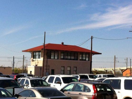 Union Terminal Company tower