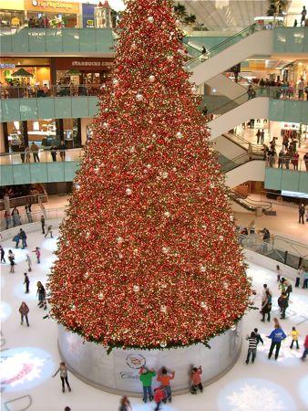 Galleria Dallas Christmas