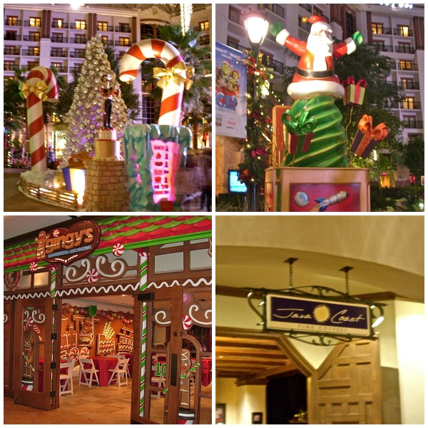 Gaylord Texan Collage