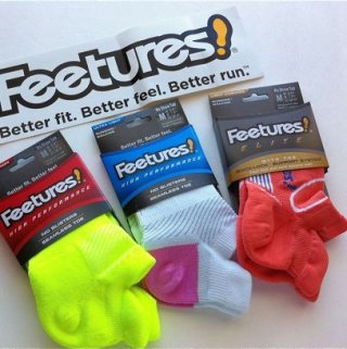 Feetures Socks 1
