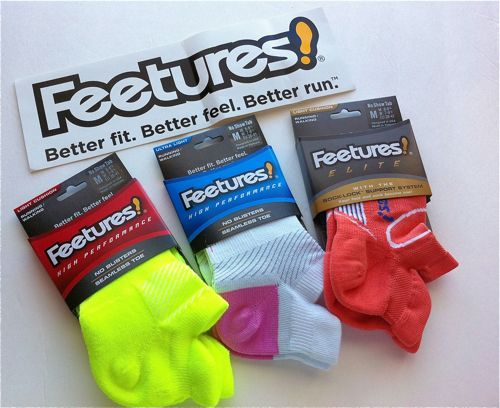 Feetures! Socks Product Review