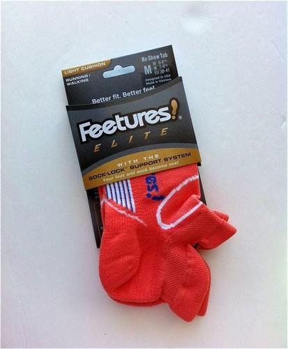 Feetures Socks 2