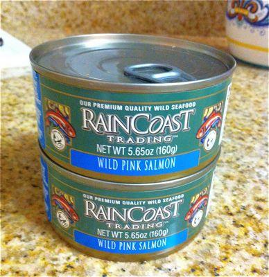 Rain Coast Salmon