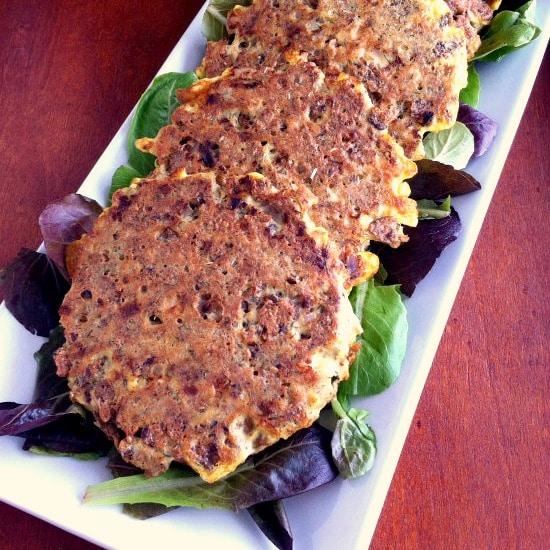 Salmon Cakes: Healthier Dishes