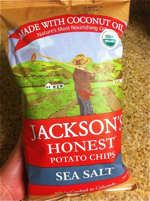 Jackson's Honest Potato Chips