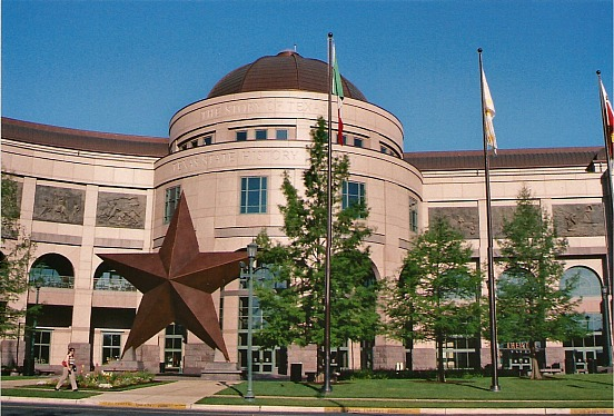 Bullock Texas State History Museum