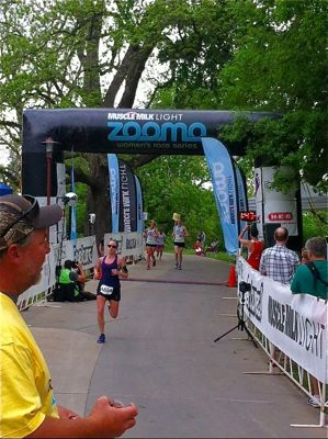 ZOOMA Texas Finish Line