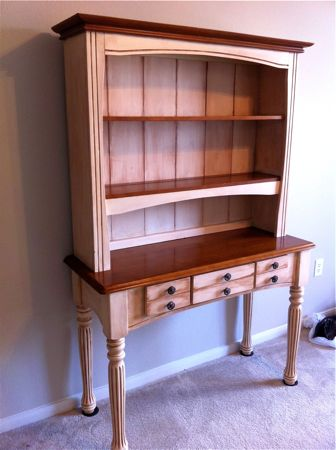 Hutch Completed