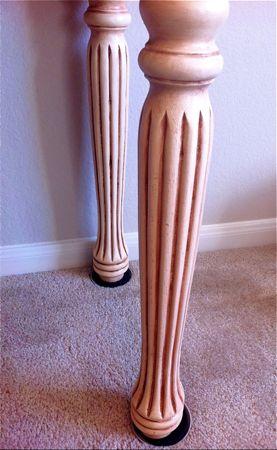 Hutch Table Legs