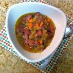 Lentil & Sausage Soup