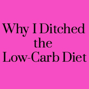 Why I Ditched the Low-Carb Diet and Forever Fat Loss Book Review