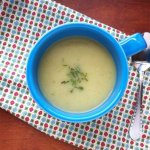 Creamy Celery Potato Soup