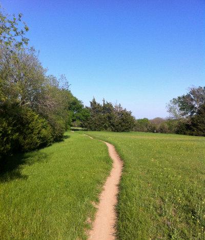 Dirt Hike and Bike Trail