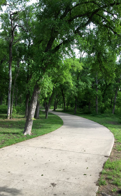 Paved-Walking-Trail