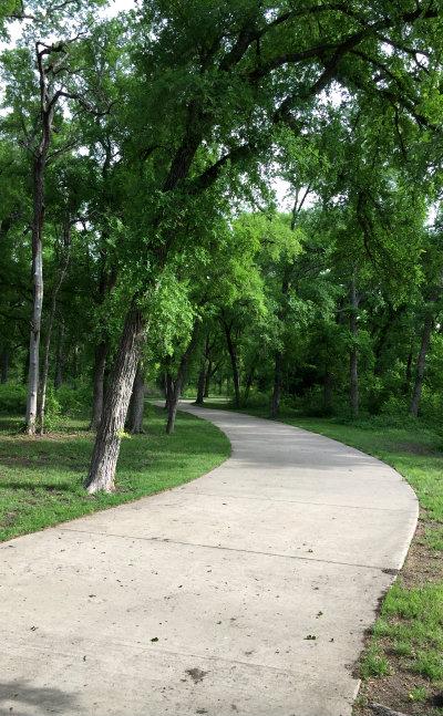 Paved-Walking-Trail