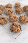 Almond Coconut Chocolate Chip Cookies
