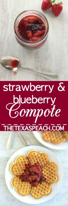 Strawberry-Blueberry-Compote Pin