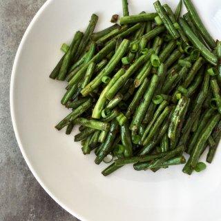 Smokey Sautéed Green Beans