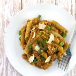 Italian Sausage and Pumpkin Pasta